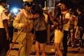 In Bangalore's 'night of shame'. Photo: Bangalore Mirror