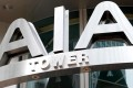 The share price of AIA Group, the largest life insurer in Hong Kong, has slid 20 per cent from its peak in October. Photo: AFP