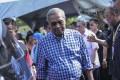 Sarawak Chief Minister Adenan Satem in May this year. Photo: EPA