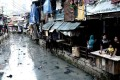 The narrow ducts typically run through slums, and residents have been dumping trash in the waterways for decades due to the lack of a decent rubbish disposal system in poor areas. Photo: AFP