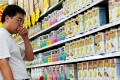Infant formula tainted with melamine to falsify its protein content caused the the deaths of six babies in China in 2008. Authorities have been unable to completely stamp out the problem, which has resurfaced every few years. Photo: AFP