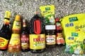 Counterfeited food products made at the workshops in Tianjin. Photo: The Beijing News