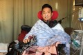 Andrew Cho is undergoing rehabilitation and treatment at Vancouver General Hospital after suffering a ruptured blood vessel in his spine that resulted in neck-down paralysis. Photo: Andrew Cho / GoFundMe