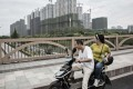 Promising second-tier cities, such as Nanjing, Hangzhou and Suzhou are fast becoming destinations of choice for property investors. Photo: Bloomberg