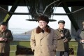 North Korea leader Kim Jong-un visits Sohae Space Centre for the testing of a new engine for an intercontinental ballistic missile (ICBM). File photo: Reuters