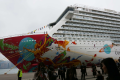The Genting Dream boasts 18 decks and a capacity of 3,400 guests and 2,000 crew members. Photo: Jonathan Wong