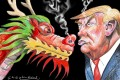 Beijing is waiting to see how things will develop. But, an increasingly assertive China does not easily suffer threats or bluster. Illustration: Craig Stephens