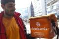Foodpanda delivers. Photo: May Tse