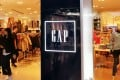 China is Gap's only key market that saw a net rise in store count in the first three quarters of 2016. Photo: Celine Ge