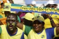 Gabon drew 1-1 with Burkina Faso at the Stade de l'Amitie in Libreville on Wednesday. Photo: AP