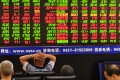 Xu's detention followed a stock rout that hit China's stock market in June 2015, wiping out US$5 trillion of market value in weeks. Photo: Xinhua