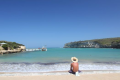 Employer groups are concerned many Australians will take a sickie on Friday and head to the beach as part of an extended Australia Day long weekend. Photo: Fairfax