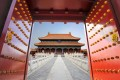 The Forbidden City complex was built between 1406 – 1420 and consists of 980 buildings on a 72 hectare site. Photo: Shutterstock
