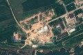 A satellite image of Yongbyon Nuclear Scientific Research Centre in North Korea. Photo: AFP