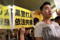 Osman Cheng is still seeking justice over an incident which happened in November 2014 during the Occupy protests. Photo: May Tse