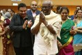 Tamil scholar Solomon Pappaya attends the 50th anniversary celebration of the Tamil Cultural Association in Hong Kong. Photo: Xiaomei Chen