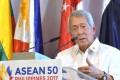 Philippine Foreign Secretary Perfecto Yasay. Photo: Kyodo