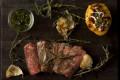 Mr & Mrs Fox's Rangers Valley black market strip steak