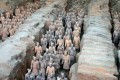 Xian's terracotta warriors: comforting for Chinese. Photo: AFP
