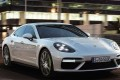 Porsche Panamera Turbo S E-Hybrid. Photo: Handout