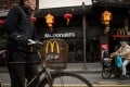 Citic plans to open 1,500 McDonald's restaurants in five years, if its takeover deal is approved. Photo: AFP