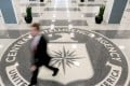 The lobby of the CIA Headquarters Building is pictured in Langley, Virginia, U.S. on August 14, 2008. Photo: Reuters