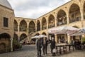 """The Büyük Han (""""great inn"""") in the Cypriot capital Nicosia. Pictures: Tim Pile"""