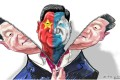 China is deploying its soft power internationally to maximise Xi Jinping's hard power at home and abroad. Illustration: Craig Stephens