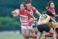 Hong Kong player Chong Ka-yan is a key part of the Gai Wu line-up. Photos: HKRU