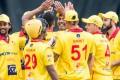 Action from the Hong Kong T20 Blitz. Photo: Cricket Hong Kong