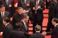 Chief Executive Leung Chun-ying (centre) shakes hands with Premier Li Keqiang. Photo: Simon Song