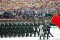 China's last major military parade, held in 2015. Photo: Xinhua
