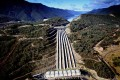 Tumut 3 power station at the Snowy Hydro Scheme in Talbingo, in the Snowy Mountains. Photo: AFP