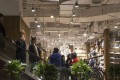 Shoppers browse inside a Muji store in Shanghai. Muji was targeted on a CCTV consumers' rights programme on Wednesday. Photo: Bloomberg