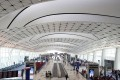 Hong Kong International Airport also ranked highly for its cleanliness and shopping. Photo: Edward Wong