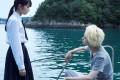 Nana Komatsu and Masaki Suda in a scene from Drowning Love (category IIA; Japanese), directed by Yuki Yamato.