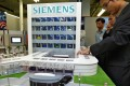 The market shares of foreign firms such as Schneider of France, Swedish robotic company ABB, Germany's Siemens and France's Legrand, are likely to weaken in China. Photo: Dustin Shum