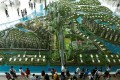 The massive Forest City sales centre in Johor, Malaysia. Photo: Reuters
