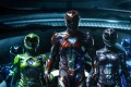 A scene from Power Rangers (category: IIA), starring Dacre Montgomery, Naomi Scott, RJ Cyler, Becky G, and Ludi Lin. The film is directed by Dean Israelite. Photo: Kimberly French/Lionsgate via AP