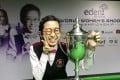 Hong Kong's snooker star Ng On-yee wins the 2017 Eden World Women's Snooker Championship.