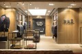The first Gieves & Hawkes private tailoring store in the world, at the Mandarin Oriental Hong Kong hotel. Photo: Handout