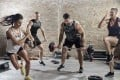 """High-intensity training and variation is key to escaping the """"cardio trap"""". Photo: Shutterstock"""