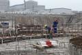 The construction site of China General Nuclear Power's first Hualong One reactor in Fangchenggang, Guangxi Zhuang autonomous region. Photo: Eric Ng
