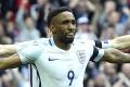 Jermain Defoe marked his return to the England fold with a goal. Photo: EPA