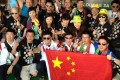 China fans at the 2014 World Cup in Brazil. Photo: Shankai Sports