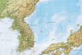 """British news outlet The Stack admitted it had wrong information in a map on its website and changed """"Sea of Japan"""" to """"East Sea."""" The person behind the correction was a student at Busan International High School in Korea. Photo: Choi Hyun-jung"""