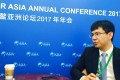 Zhang Shishi, co-founder of Renrendai, believes 'an oligopoly of just a few players' will remain. Photo: SCMP Handout