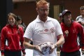Ex-Fiji coach Ben Ryan at the recent launch of the HSBC Try Rugby programme in Hong Kong. Photo: Jonathan Wong