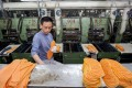 China's economy should expand 6.3 per cent in 2017, helped by a manufacturing rebound, according to Deutsche Asset Management. Photo: AFP