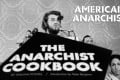 William Powell, pictured in 1971 at a press conference, as depicted in a promotional image for the documentary American Anarchist. Photo: American Anarchist / YouTube